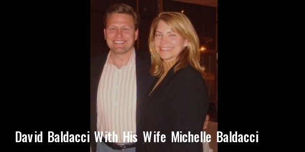 david baldacci wife michelle
