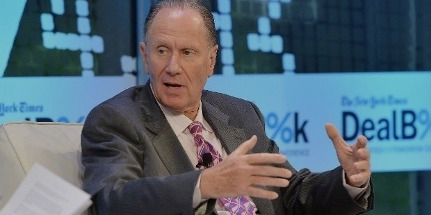 david bonderman career
