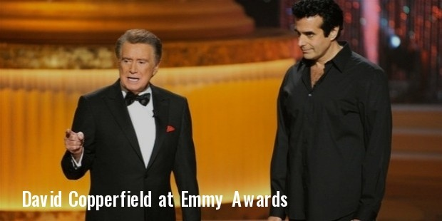 david copperfield at emmy awards