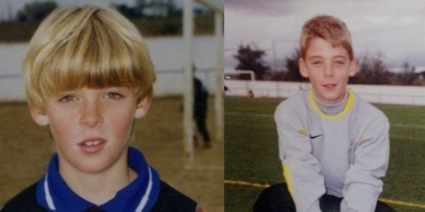 david de gea early career