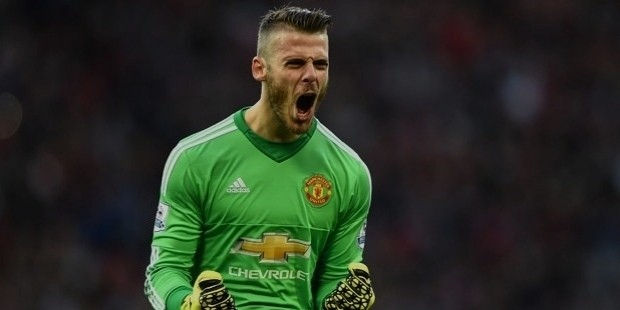 david de gea man united career