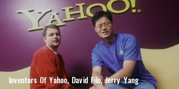 david filo jerry yang and ronald burkle of yahoo