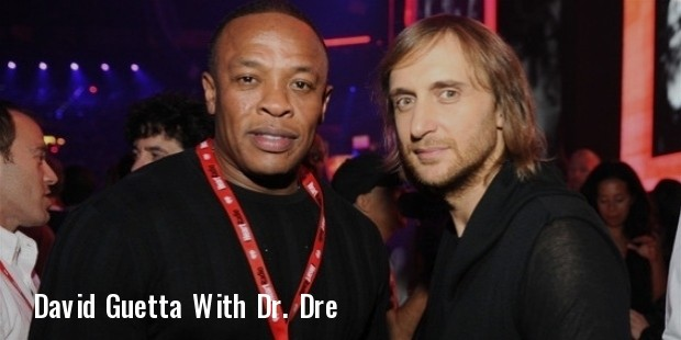 david guetta and andre romelle