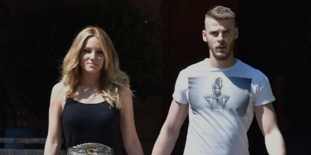 de gea girlfriend