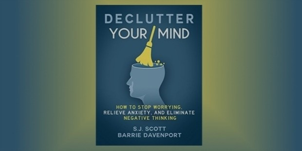 declutter your mind book