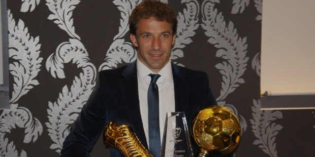 del piero awards