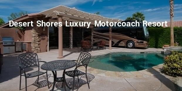 desert shores luxury motorcoach resort