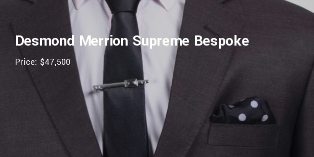 desmond merrion supreme bespoke