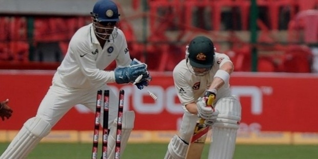 dhoni test stumpings