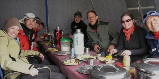 dining asian trekking