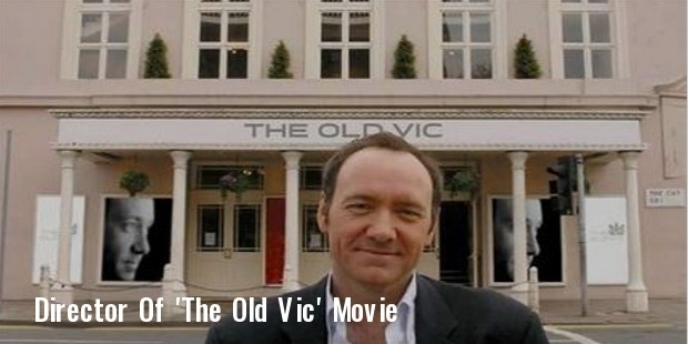 director of old vic