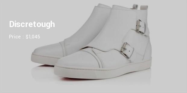 discretough shoe