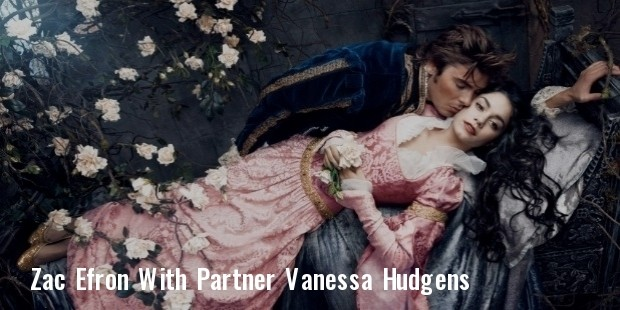 disney vanessa hudgens zac efron sleeping beauty