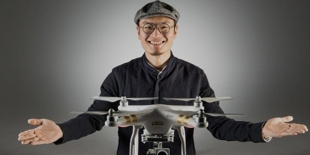 dji founder and ceo frank wang