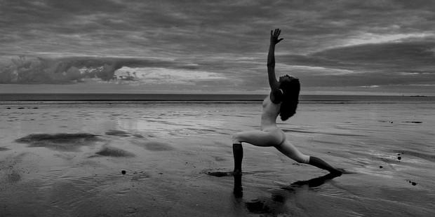 do some yoga stretches