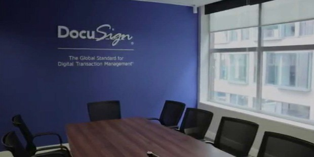 docusign inc competitiors