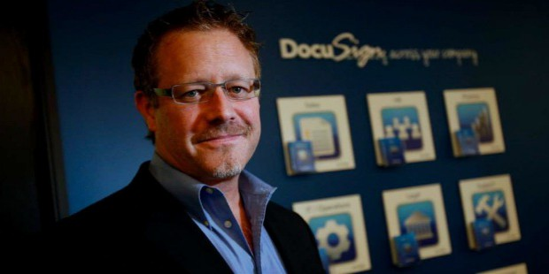 docusign inc review