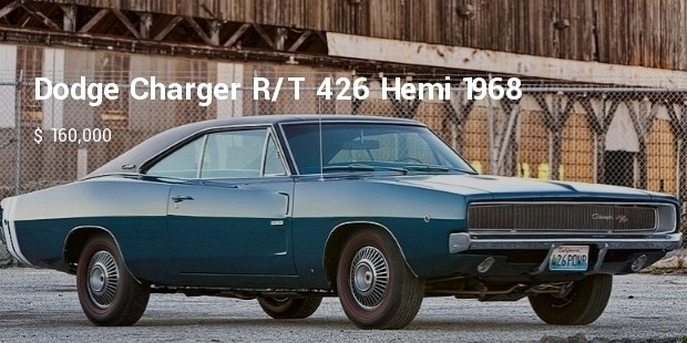 dodge charger rt 426 hemi 1968