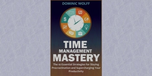 dominic wolff time management mystery book