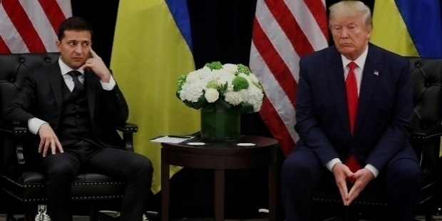 DONALD TRUMP – Russia to Ukraine Conspiracy