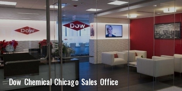 dow chemical chicago sales office