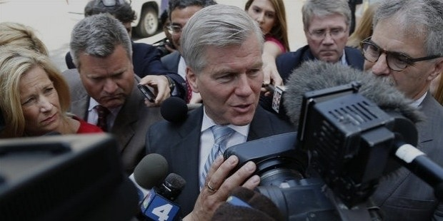 dp picturestrial of gov bob and maureen mcdonnell 20140728
