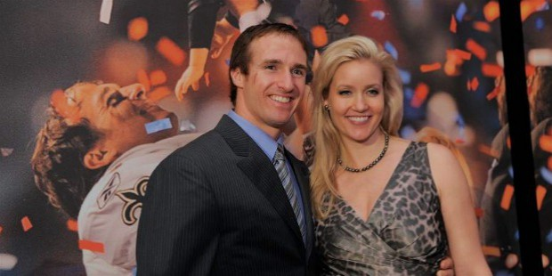 drew brees wife