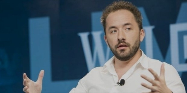 drew houston biography