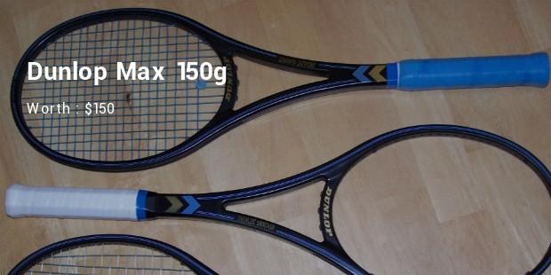 dunlop max 150g worth
