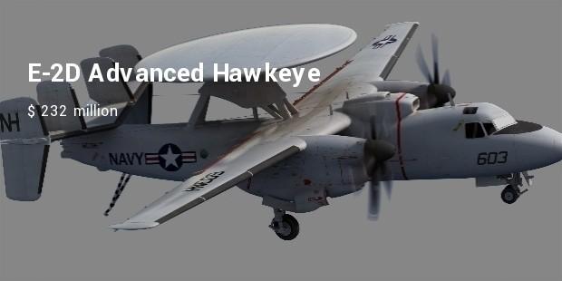 e 2d advanced hawkeye
