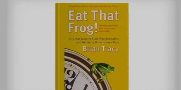 eat that frog book