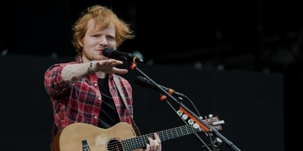 ed sheeran music
