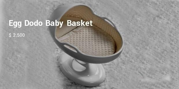 egg dodo baby basket