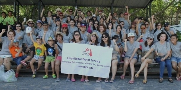 eli lilly social responsibility