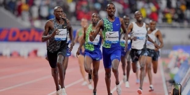 Elijah Motonei MANANGOI: