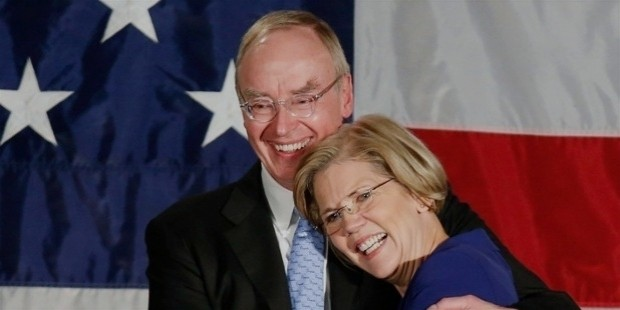elizabeth warren husband