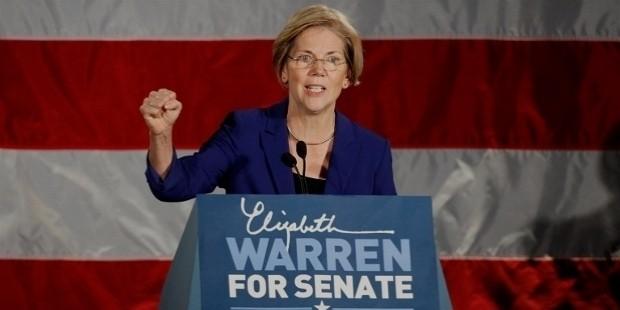 elizabeth warren senator