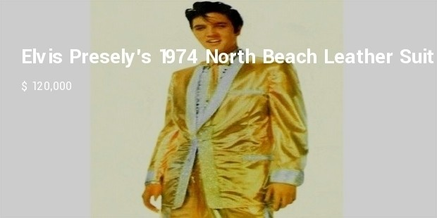 elvis preselys suit