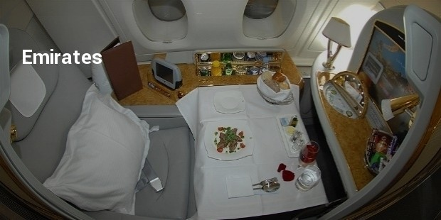 emirates first class airlines