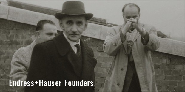 endress founders