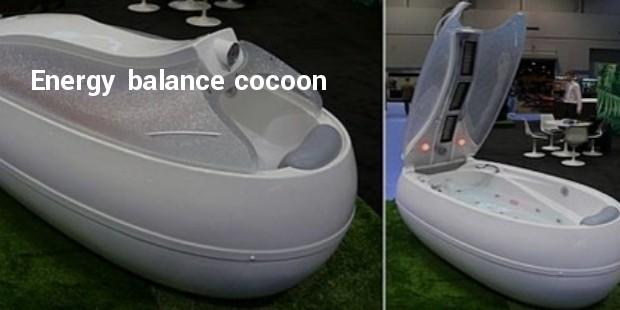 energy balance cocoon