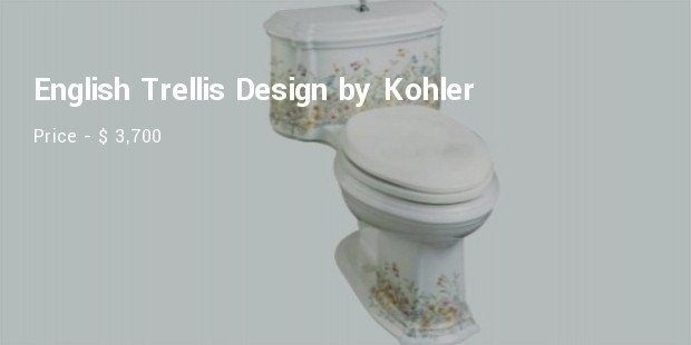 english trellis design by kohler