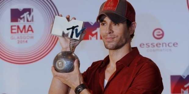 enrique iglesias mtv award