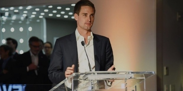 evan spiegel education