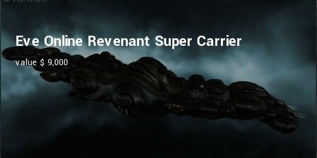 eve onlinerevenant super carrier