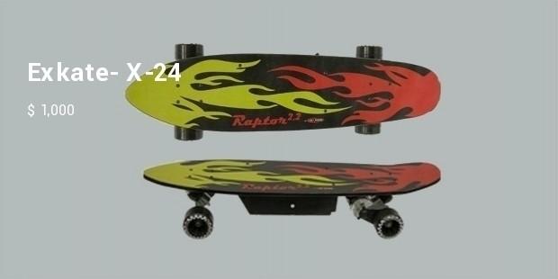 exkate skateboard