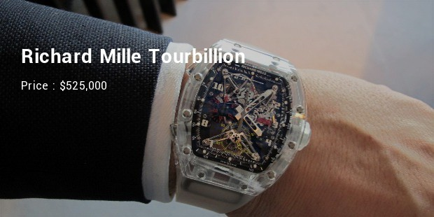 Richard Mille Tourbillion