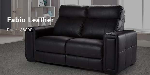 Awesome Fabio Leather Cinema Cofa   $6000/Person