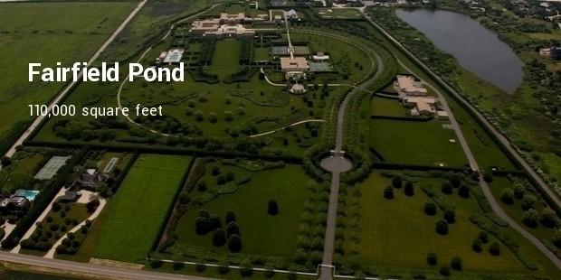 fairfield pond