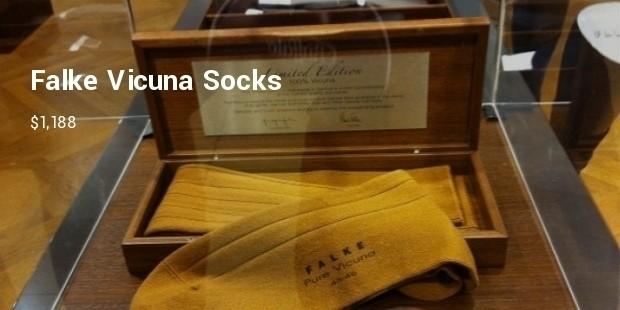 falek  vicuna socks